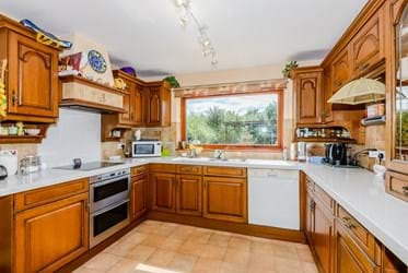The kitchen at Long Acre for sale in Stapleford