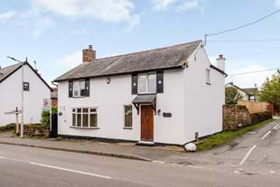 A detached cottage for sale with Rickitt Partnership estate agents