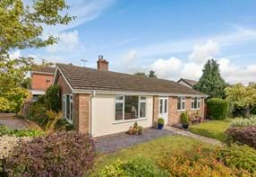 a bungalow for sale in Marford with Rickitt Partnership
