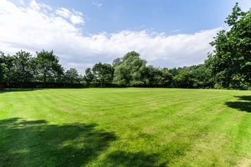 a paddock with a detached country house for sale with Rickitt Partnership