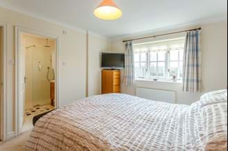 bedroom in a four bedroom detached house for sale with Rickitt Partnership Chester estate agent