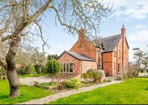 an extension and gardens of a Victorian house for sale with Rickitt Partnership Chester estate agency