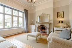 Sitting room in a period house for sale with estate agent Chester Rickitt Partnership