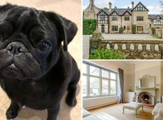 Ralph reviews a stunning character house which forms part of a converted manor house