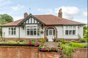 bungalow for sale with Chester estate agency Rickitt Partnership
