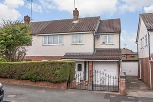 a semi detached house for sale in Newton, Chester with Rickitt Partnership estate agency