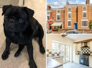 Ralph reviews a Georgian town house for sale in Farndon