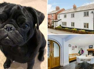 Ralph reviews a detached house in Farndon