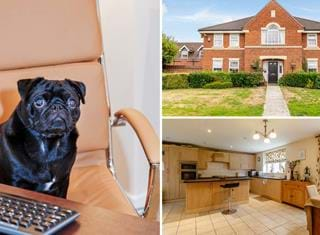 Ralph reviews a five bedroom detached house for sale in Mickle Trafford