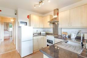 kitchen in a 2 bedroom bungalow for sale in Malpas