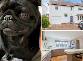 Ralph reviews a detached house in Chester