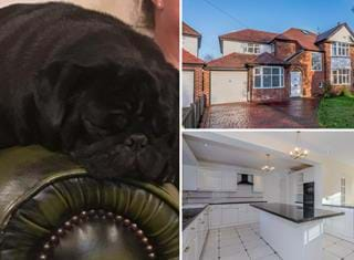 Ralph's review of a detached house in Upton