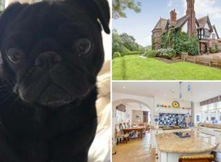 Ralph reviews an impressive Victorian house for sale in Stanthorne