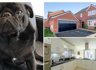 Ralph reviews a detached family house in Farndon