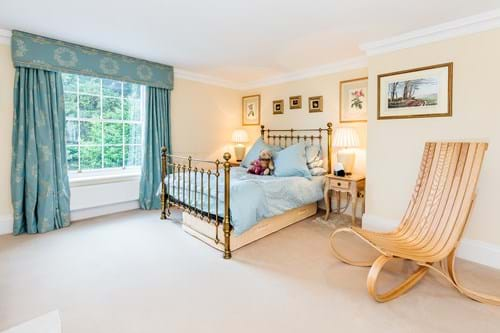 A bedroom in a five bedroom detached house for sale in Eaton