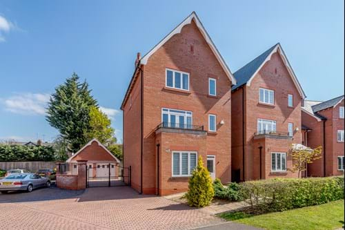 a detached house for sale in Abbot's Park, Chester