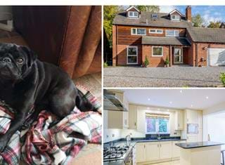 Ralph reviews a detached 5 bedroom house in Farndon