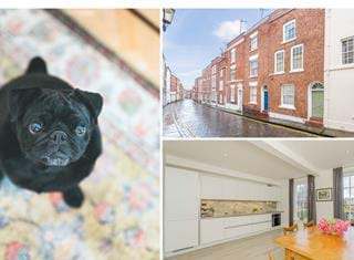 Ralph reviews a Georgian townhouse in Chester city centre