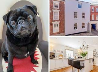Ralph reviews a grade II listed Georgian townhouse within Chester city walls
