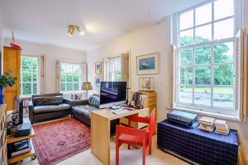 A light and spacious study in a semi-detached house for sale in Chester