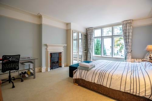 a bedroom in a 5 bedroom period house for sale in Chester