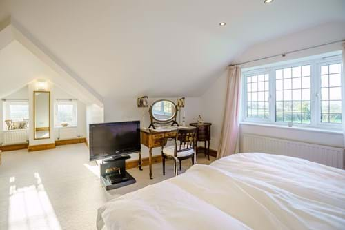 a bedroom in a dormer bubgalow for sale near Malpas